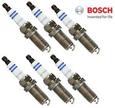 Set of 6 Spark Plugs Bosch Platinum 6713 For Fiat Nissan Infiniti Toyota Scion