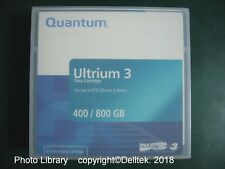 Quantum LTO Ultrium - 3 400/800 gb Datos Cartucho MR-L3MQN-01 1 Año De Garantía