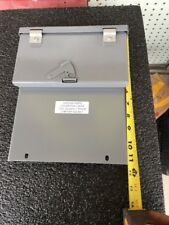 CROUSE HINDS FRONT COVER  FOR 3 MAIN 125A 120/240V 1 PH