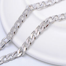Classic Mens Figaro Chain Stainless Steel Wheat Cuban Link Chains Free Shipping