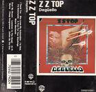"K 7 AUDIO (TAPE) ZZ TOP ""DEGUELLO"""