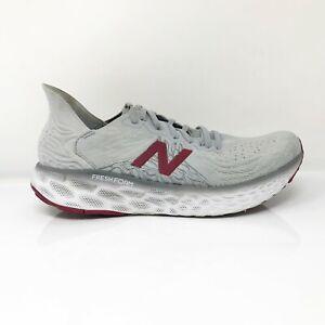 New Balance Mens Fresh Foam 1080 V10 M1080G10 Gray Running Shoes Size 10 D
