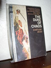 The Dukes of Chaos by Barnaby Ross (Pocket #6232,1'st Prt.,Apr.1964)