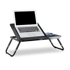Laptoptisch Holz Bett Tisch Laptoptische Betttische Beistelltisch Ablage Tablett