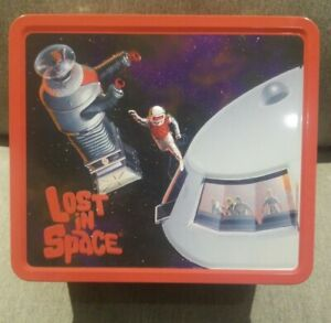 NEW Lost In Space Lunch Box Reproduction