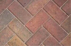 50mm Brindle Block Paving - 200x100x50mm Brindle - 1 Pack Deal To Cover 9.76m2