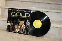 Lp vinyl. Creedence clearwater revival- gold (1980)