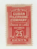Spain Antilles Telephone Telegraph from booklet pane stamp 1-18b no gum unlisted