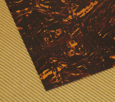 PGM-CT Tortoise Adhesive Pickguard Material for Acoustic Guitar/Bass