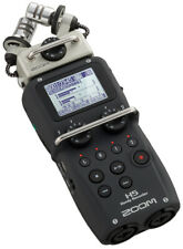 Zoom H5 4-track Portable Audio Recorder with Interchangeable Microphone Capsule