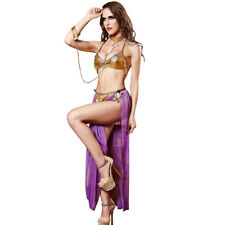 Women Uniform Belly Dance Sex Lingerie Set Babydoll Fancy Dress Halloween Party