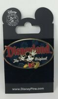 DLR Disneyland the Original Mickey Mouse 3D PIN 2006 Walt Disney Pin Trading
