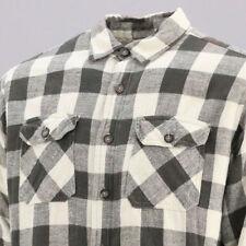 Unbranded Men's Collared Button Fleece Coats & Jackets