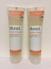 Murad Essential-C Cleanser 2 Pack 4.5 OZ each = 9 OZ NEW  Sealed  Fast Shipping