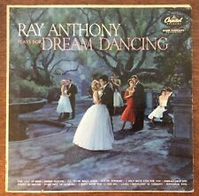 Ray Anthony on Capitol T723 – Dream Dancing