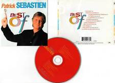 "PATRICK SEBASTIEN ""Best Of"" (CD) 2001"