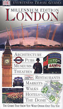 """VERY GOOD"" Eyewitness Travel Guide: London: Millennium Edition, , Book"
