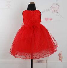 Vestido niña de fiesta vestido de niña con flores 9 12 18 24 Meses 2 3 4 5 años