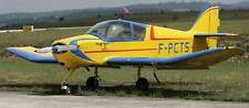 Jodel D-113 T Private Airplane Wood Model FreeShip New