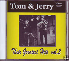 TOM AND JERRY - Greatest Hits 2 (Simon & Garfunkel) CD