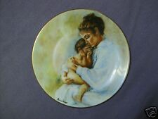 Mother's Day Plate - Laura and Child
