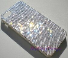 Tiny 5ss Crystal Rhinestone Bling Back Case for iPhone 5 with Swarovski Elements