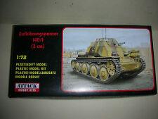 Attack Hobby Kits - Aufklarungspanzer 140/1 Plastic Model Tank Kit- 1:72 (B 29)