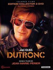 JACQUES DUTRONC - JEAN MARIE PÉRIER - COLLECTOR 3 DVD - NEUF NEW NEU