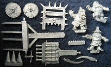 1988 Marauder MM12 Dwarf Organ Gun Cannon Games Workshop Warhammer War Machine