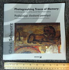 PHOTOGRAPHING TRACES OF MEMORY JEWISH MUSEUM BOOK SIGNED