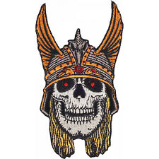 Powell Peralta Andy Anderson Heron Skull Skateboard Patch