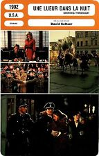 Movie Card. Fiche Cinéma. Une lueur dans la nuit (U.S.A.) David Seltzer 1992