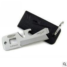 5 in 1 Stainless Multi-Purpose EDC Pocket Survival Tool Screw Driver z2z73