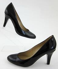 NEW! Tahari 'Westerly' Dress Pumps Black Patent Leather Sz 7M