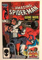 Marvel Comics Amazing Spider-Man #285 VF/NM Punisher Appearance