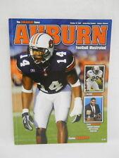 Auburn Football Illustrated Game Program Oct. 16 2004 vs. Arkansas