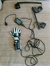 Vintage 1989 NES Nintendo Power Glove Controller with Sensors