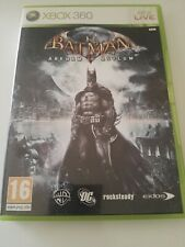 Batman: Arkham Asylum Pal Spain Xbox 360 Original version.