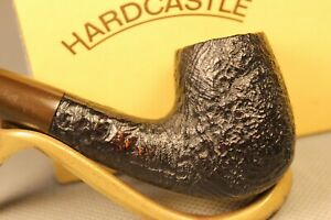 RARE Vintage HARDCASTLE Briar SUPERIOR SELECTION Estate Pipe Pipa Pfeife Dunhill