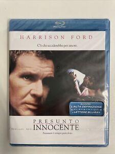 PRESUNTO INNOCENTE (1990) BLU RAY - NUOVO - HARRISON FORD