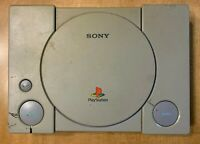Sony Playstation (SCPH-5501) - Console Only - Used Condition w/ Sticking Latch