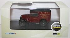 Oxford Diecast 1/43 Scale ASV004 - Austin Seven 7 Van - LMS