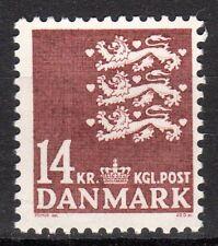 Denmark - 1982 Definitive lions - Mi. 756 MNH
