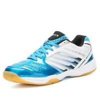 Table Tennis Sneakers Mens Womens Classic Blue/Red Tennis Shoes Sports Shoes Eni
