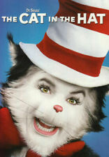 Dr. Seuss The Cat in the Hat (DVD, 2017, Canadian)