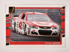 2018 Donruss NASCAR Racing Gold Foil Cars #85 Kyle Larson /499