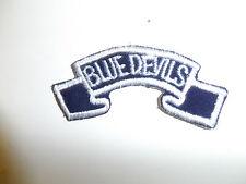 b3907  WW 2 US Army Blue Devil  88th Division tab A6B16