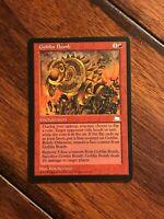 MTG x1 GOBLIN BOMB Magic the Gathering