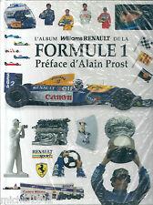 L'album Williams Renault de la Formule 1 Alain Prost F1