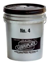 Lubriplate Fluid Products No 8, L0014-035,Industrial Bearing Gear Oil,35 LB PAIL